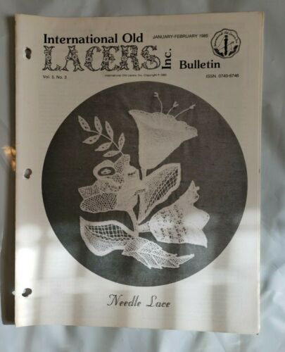 International Old Lacers Bulletin Jan-Feb 1985