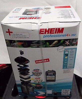 Genuine EHEIM Professional 4+ 350 External Canister Filter New