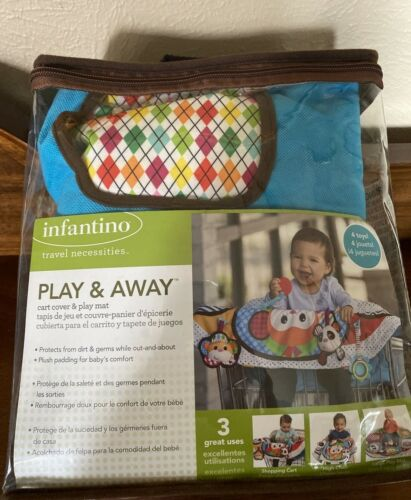 Infantino Play and Away Cart Cover and Play Mat (204-115)