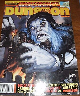 Used, Dungeon Magazine 118  D&D, AD&D Dungeons and Dragons without map for sale  London