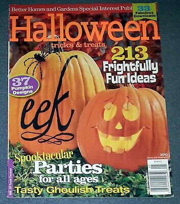 Halloween Musical Games (Better Homes and Gardens Magazine - October 2010 Halloween Tricks &)