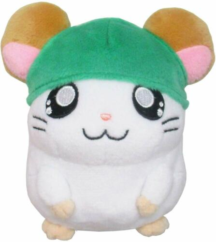 Hamtaro Hamster Plush toy 4-INCH CAPPY