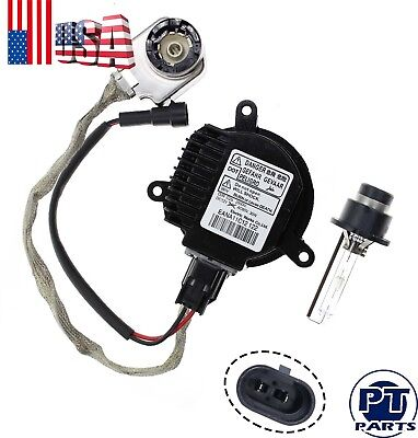OEM Nissan Infiniti HID Xenon Headlight Ballast w/ long cord igniter for Nissan, used for sale  Temple City