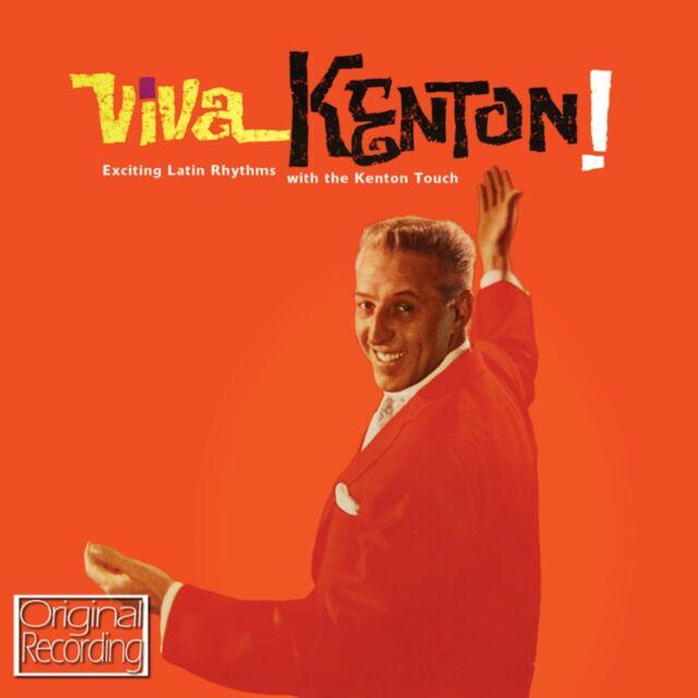 Stan Kenton & His Orchestra - Viva Kenton! CD