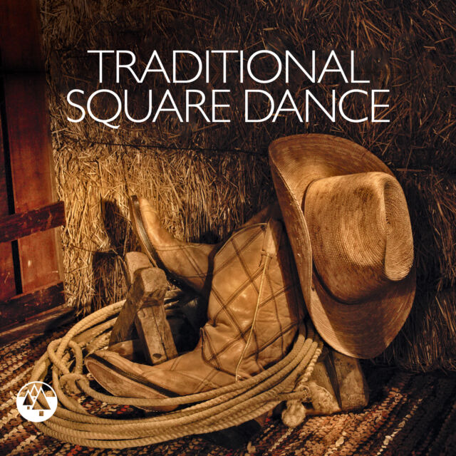 CD Traditional Square Dance von Various Artists 2CDs