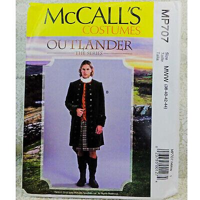 McCall's MP707 Outlander Men