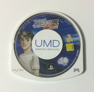 USED PSP Disc Only Wangan Midnight Portable JAPAN Sony PlayStation Portable game