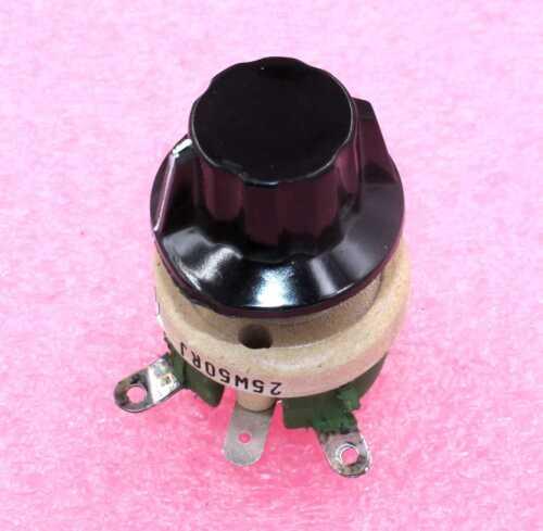 10 Ohm, 25W Power Rheostat
