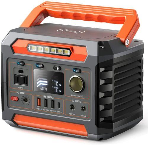 PROGENY 300W/ 280W Portable Power Station / Zoombros 330 W/ Rockpals 300 W /250W