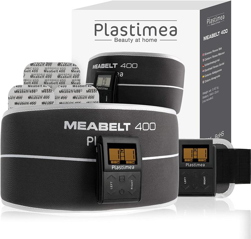 Bauchmuskel-Gürtel Meabelt 400 Elektrostimulationsgerät Bauch – Ems-Training