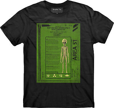 Area 51 T Shirt  Alien Anatomy T Shirt  Property Of Area 51  Nevada  Alien  Ufo