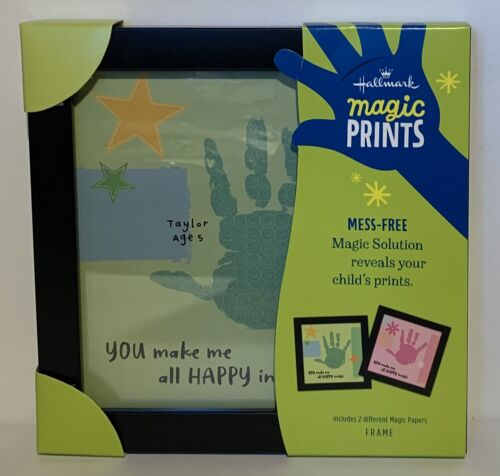 Hallmark magic PRINTS FRAME