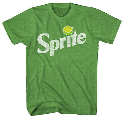 Coca-Cola Sprite Logo Men's Graphic T-shirt