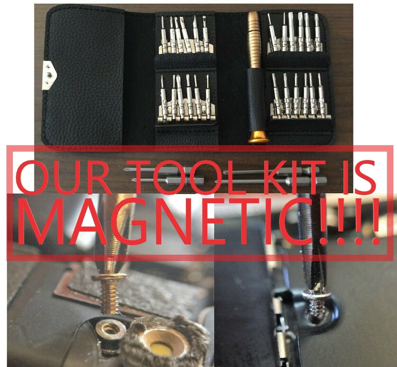 MAGNETIC Macbook Pro Air Repair Screwdriver Tool Kit Smart P