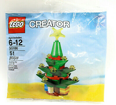 Lego Creator Christmas Tree Set #30186 (2013), Holiday Stocking Stuffer