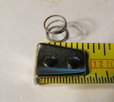 Rare Heddon P-41 Fishing Reel Parts 1 Coiled Drag Spring