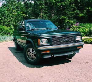 1993 S15 GMC Jimmy 4X4 SLE