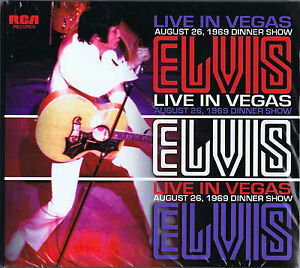 Elvis-Presley-LIVE-IN-VEGAS-FTD-97-New-Sealed-CD