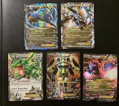 Pokemon Full Art & EX Lot - NM (Read Description)