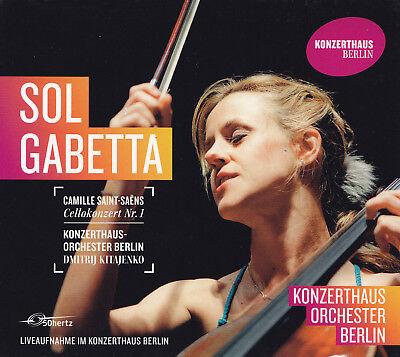 SOL GABETTA - CD - LIVEAUFNAHME IM KONZERTHAUS BERLIN