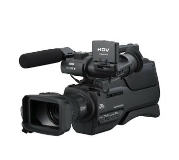 Sony HVR-HD1000P  Video Camera Camcorder in excellent condition Mill Park Whittlesea Area Preview