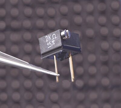 Vishay Bulk Metal Foil Ultra High Precision Potentiometer 2k Ohm Y00532k00000j0l
