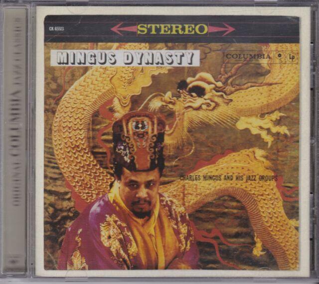 CHARLES MINGUS - MINGUS DYNASTY - CD - NEW -