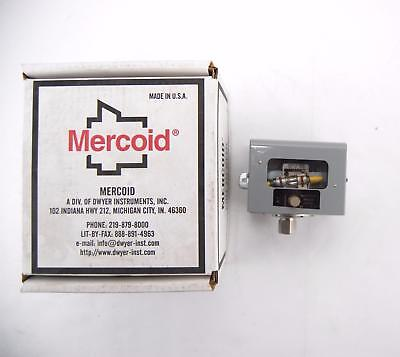 New Mercoid Dwyer Control Mercury Switch Apr-41-153l-33