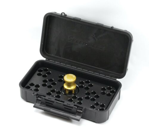 Speed loader tray and case bundle