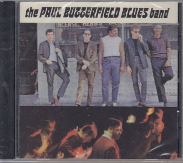 Paul Butterfield Blues Band / Paul Butterfield Blues Band(NEU! OVP)