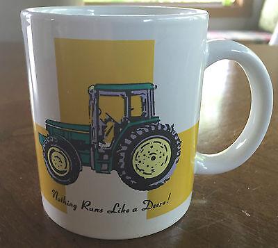 John Deere Farm Mug Cup by Gibson Licensed Tractor Coffee Cup