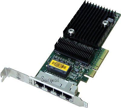 Sun Quad PCI Express Ethernet Card X4447A 501-7606 Netzwerkkarte