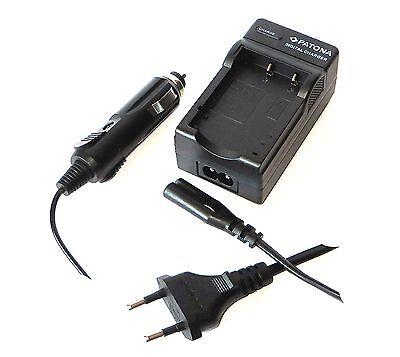 Ladegerät für Panasonic Lumix DMC-TZ5 Panasonic Lumix DMC-TZ50