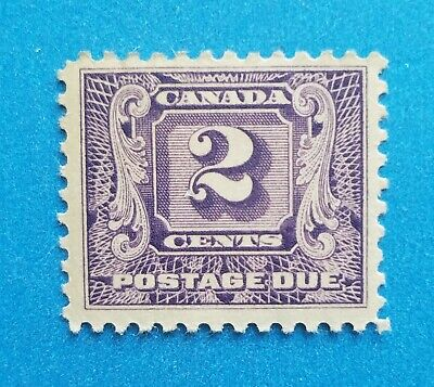 Canada stamp Scott #J7 MVLH well centered good original gum. Good margins.