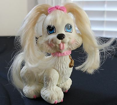 FISHER PRICE SNAP 'STYLE PETS GINGER HIH-TZU DOG N8127 DOG ONLY