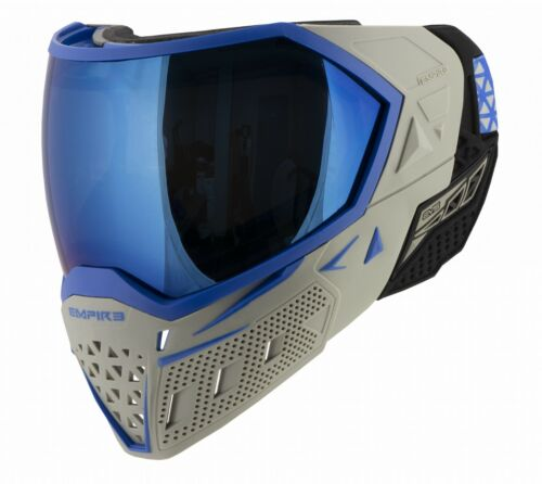 Empire EVS Thermal Paintball Goggles Mask - Limited Team Edition Ny XTreme Blue
