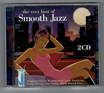 THE VERY BEST OF SMOOTH JAZZ 40 Tracks Double CD Album (Best Smooth Jazz Albums)