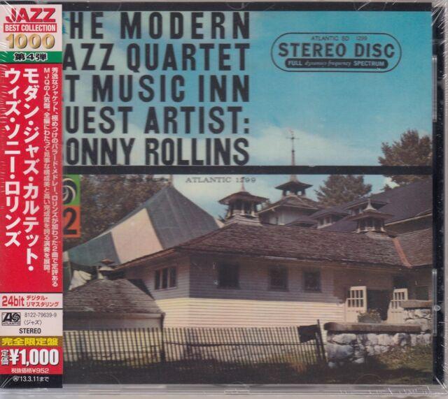 Modern Jazz Quartet / At Music Inn Guest Artist:Sonny Rollins(Japan-Edt.,Neu!)