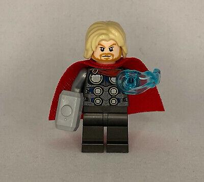 *NEW* LEGO 76142 Thor minifigure w/cape LEGO Marvel Super Heroes Avengers