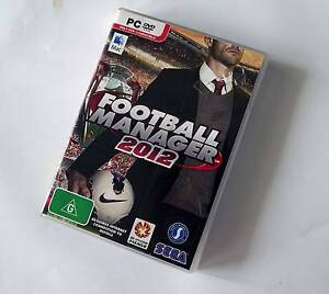 Football Manager 2012 - Video Game Strathfield Strathfield Area Preview