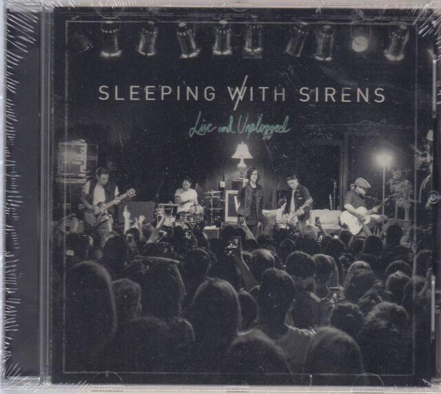 Sleeping With Sirens /Live and Unplugged (NEU! Original verschweißt)