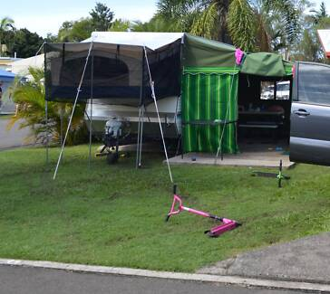 campervan jayco Palm Beach Gold Coast South Preview