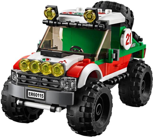 LEGO City - 4x4 Off Roader - NEW split from 60115 4WD desert race car - Genuine