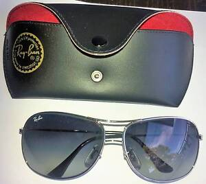 Ray Ban Aviator Sunglasses RB 3267 003-8G Hornsby Hornsby Area Preview