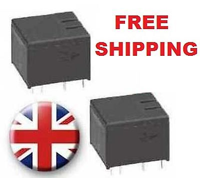 2 x Relays for repairing BMW GM5 module central locking fault fix
