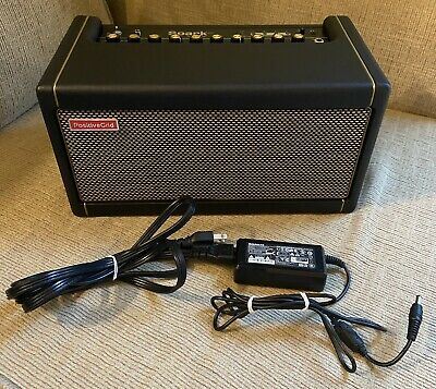Positive Grid Spark 40, 40 W Combo Electric Guitar Amplifier - Black