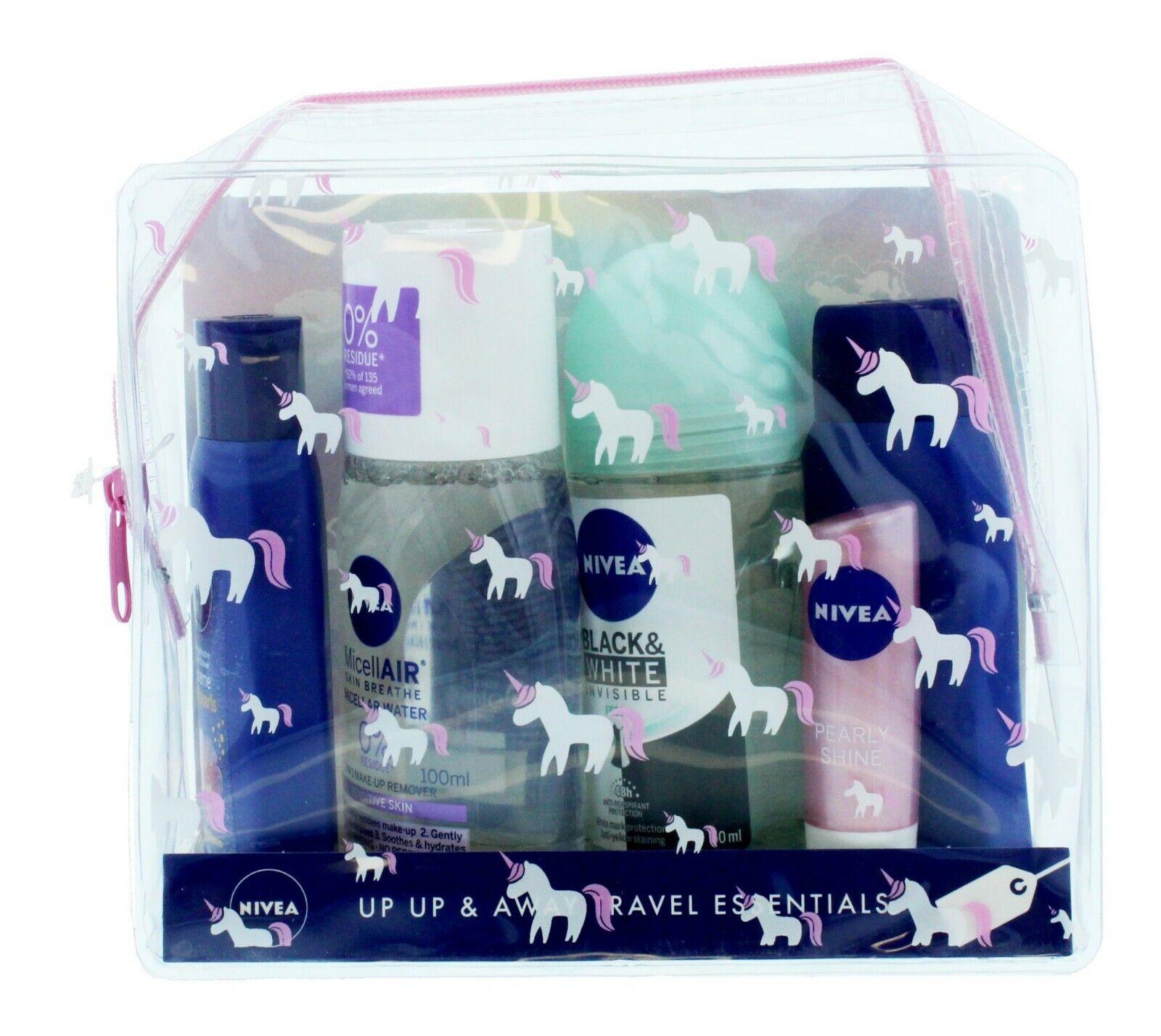 Nivea Up Up & Away Travel Essentials Gift Set - Travel Size