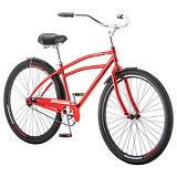 """29"""" Schwinn Men's Stockton Cruiser Bike, Red"""