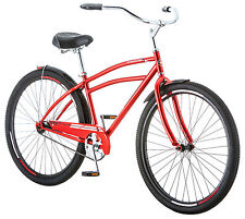 29 Schwinn Men's Stockton Cruiser Bike, Red