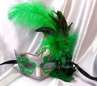 Mardi gras Masquerade mask Sweet 16s birthday graduation bachelor costume Party